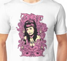 The zombie look Unisex T-Shirt