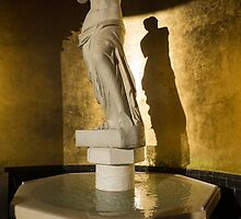 Venera and Her Shadow by Georgia Mizuleva
