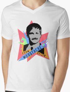 John Moustache Watson | Sherlock series 3 | Fan tee Mens V-Neck T-Shirt