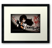 American Mary Framed Print
