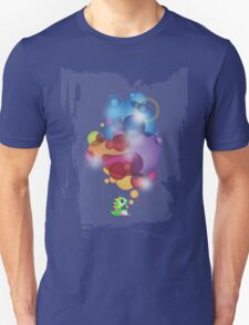 Bubbled T-Shirt