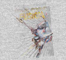 Dark Fusion One Piece - Long Sleeve