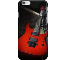 Ibanez MTM1 Mick Thompson Slipknot Guitar - iPhone Case iPhone Case/Skin
