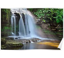 West Burton Falls (Cauldron Falls) - The Yorkshire Dales Poster