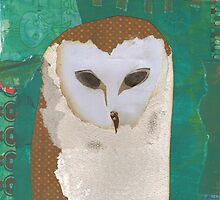 Barn Owl by brian fuchs