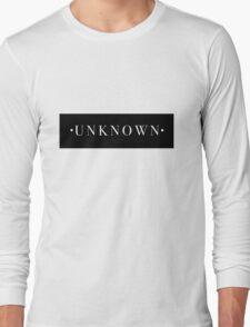 UNKNOWN II Long Sleeve T-Shirt