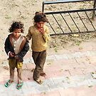 Indian children by yaDes