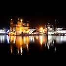 Indian Golden Temple by yaDes