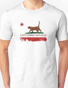 CATifornia Republic Unisex T-Shirt