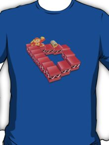 Donkey Kong infinite barrel roll T-Shirt