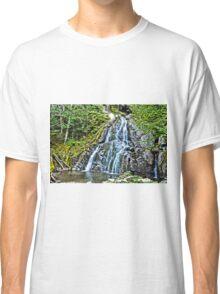 Texas Falls II Classic T-Shirt