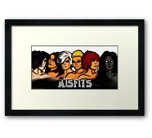 The Misfits Framed Print