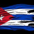 Cuban Flag by jkon275
