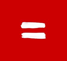 Equality Sign (square) by GodsAutopsy