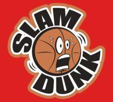 slam dunk Baby Tee
