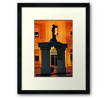 Arch of Remberance Framed Print