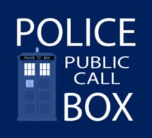 Doctor Who - Tardis Car Sticker  Sticker