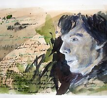 A Study in Sherlock by arteclair