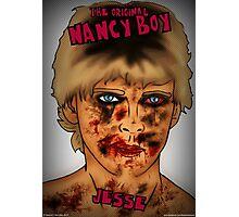 The Original Nancy Boy Photographic Print
