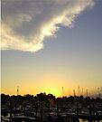 Marina Sunset II by emperorBear