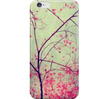 whispers of pink iPhone Case/Skin