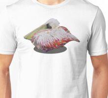resting pelican Unisex T-Shirt