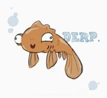 Derpfish One Piece - Short Sleeve