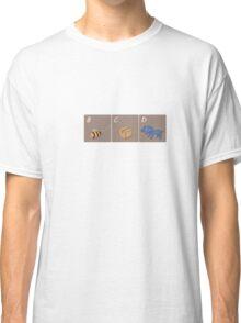 Schrödinger's kids book Classic T-Shirt