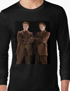 Fred and George Weasley Long Sleeve T-Shirt
