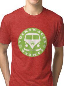 VW Camper Tri-blend T-Shirt
