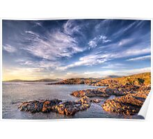 Big Sky South Harris Poster