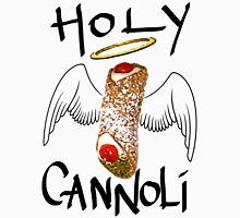 HOLY CANNOLI Womens Fitted T-Shirt