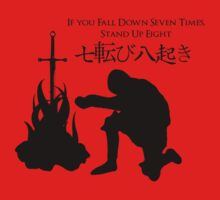 If You Fall Down Seven Times, Stand Up Eight by Derek Mitchell
