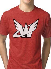 Crimson Fist Tri-blend T-Shirt