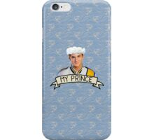Attractive Fish Prince iPhone Case/Skin