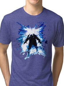 Pixel Thing Tri-blend T-Shirt