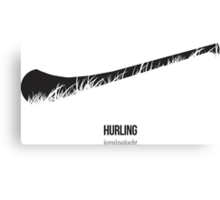 The Hurl and Grass Canvas Print