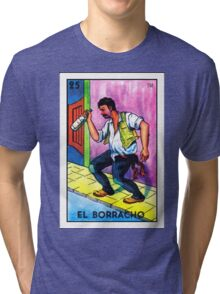 el Boracho Tri-blend T-Shirt