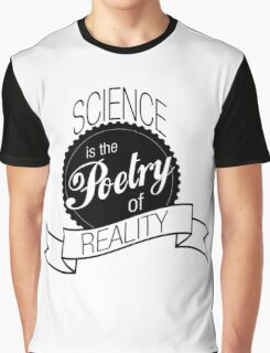 Science Poetry of Reality (mugs) Graphic T-Shirt
