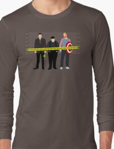 Murder, He Wrote Long Sleeve T-Shirt