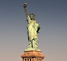 Statue of Liberty by giulia manfieri