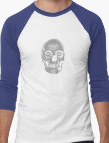 Sandman: Corinthian Skull Men's Baseball ¾ T-Shirt