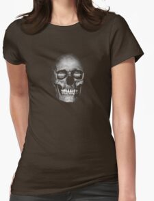 Sandman: Corinthian Skull Womens Fitted T-Shirt