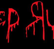 RED RUM Sticker