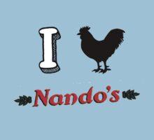 I love nandos  Kids Clothes