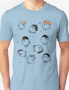 Karasuno crows Unisex T-Shirt