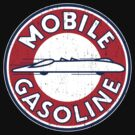 Mobile Gasoline by KlassicKarTeez