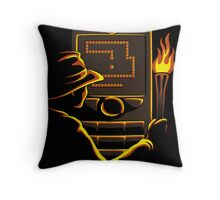Why Did It Have To Be Snake? Throw Pillow