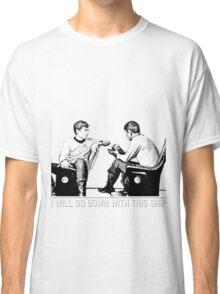Blue Shirts Classic T-Shirt