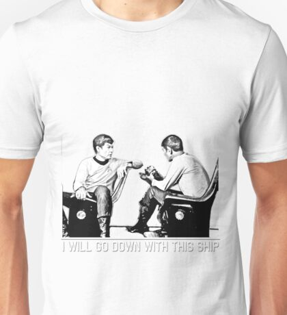 Blue Shirts Unisex T-Shirt